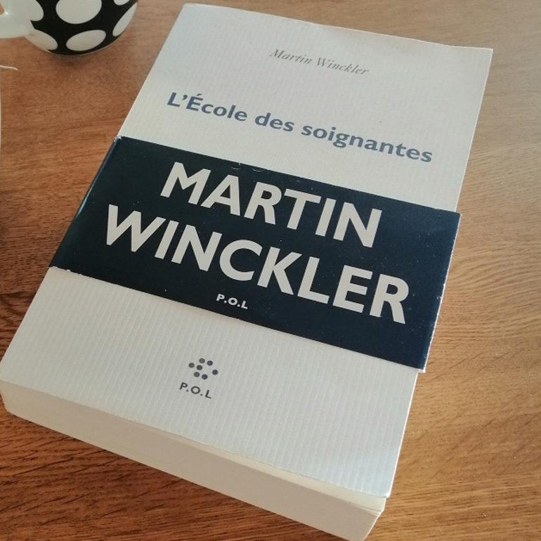 l'école des soignantes Martin Winckler