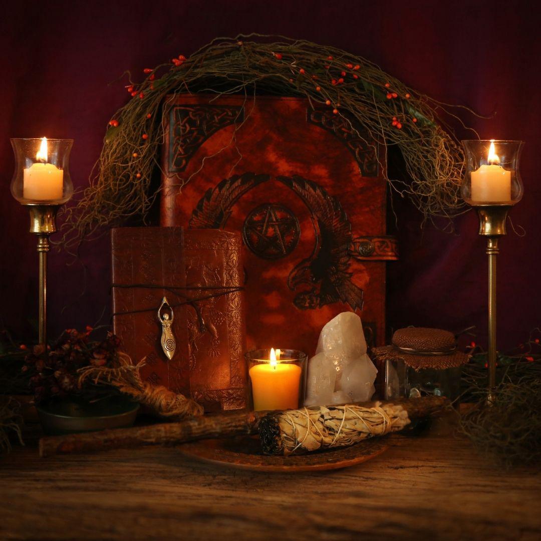 fête de YULE - solstice hiver - blog Fée'minitude