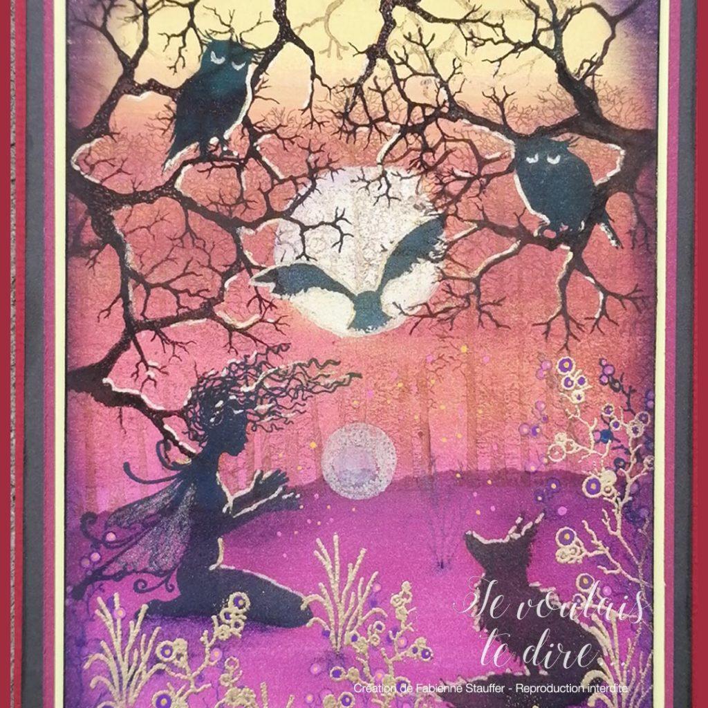 pleine lune août - 13 mères orgininelles - Jamie Sams - BLOG - Fée'minitude